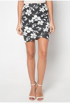 Irish Floral Skirt