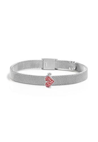 Morellato silver Morellato Sensazioni Steel Crystals Ladies Bracelets SAJT33 A825FAC6B65025GS_1