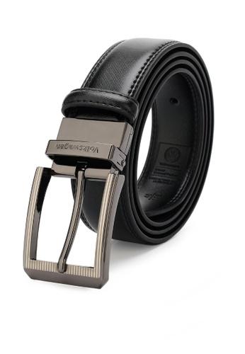 Volkswagen black 35mm Belt E1A9FACD8B8C03GS_1