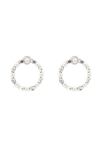 ALDO multi and silver Conny Pierced Earring 8BEB5AC5753788GS_1