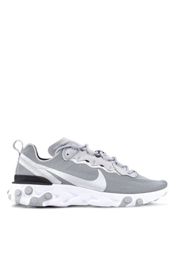 4bb899d39d5ed Nike black Nike React Element 55 Shoes DC67DSH61FFA66GS 1