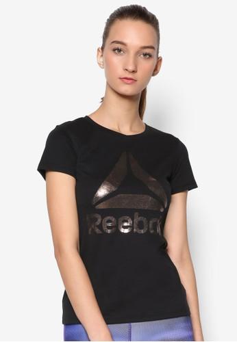 燙金品牌短袖TEesprit 鞋E, 服飾, 服飾