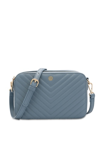 Volkswagen blue Women's Sling Bag / Crossbody Bag / Chest Bag AB490AC0BAB7B1GS_1