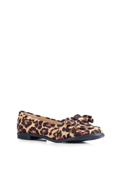 6dbf355f36f 30% OFF Dorothy Perkins Leo Leah Bow Loafers S  49.90 NOW S  34.90 Sizes 3  4 5 6 7