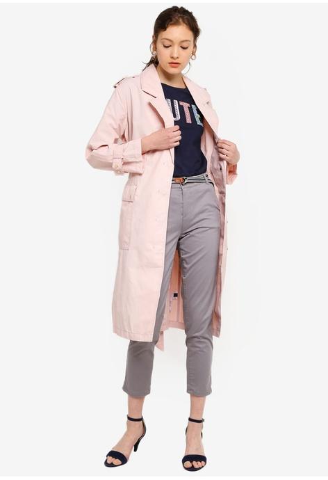 74fa7377c227 Buy ESPRIT Coats For Women Online on ZALORA Singapore