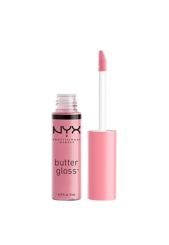 NYX Professional Makeup pink NYX Professional Makeup Butter Gloss - ECLAIR 5EA89BE2530A40GS_1