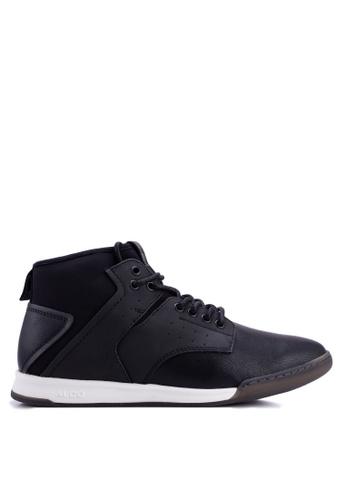 ALDO 黑色 Chocia High上衣 運動鞋 AE51ASHACCE1D8GS_1