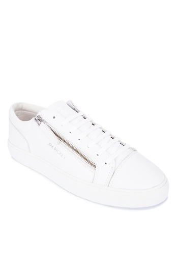 Jim Rickey white Zed Sneakers 642E9SH1F1F1A5GS_1