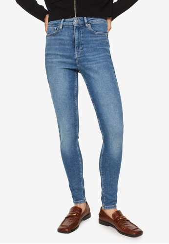 Mango blue Soho Skinny Jeans F854CAAB85BD89GS_1