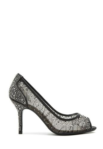 PAZZION black Stunning Heel 1901DSH4D0625DGS_1