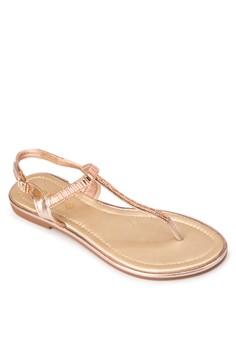 Krisha Flats Sandals