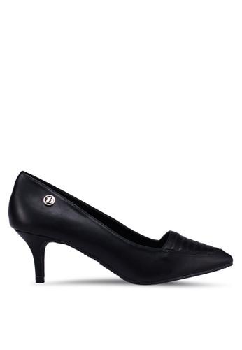 Bata 黑色 尖頭高跟鞋 8FC53SH7EAACCBGS_1