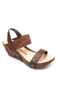 Petunia Wedge Sandals