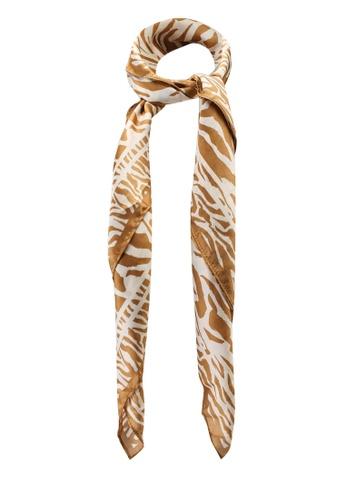 Rubi brown Airlie Large Headscarf 588BDACD0D1CECGS_1