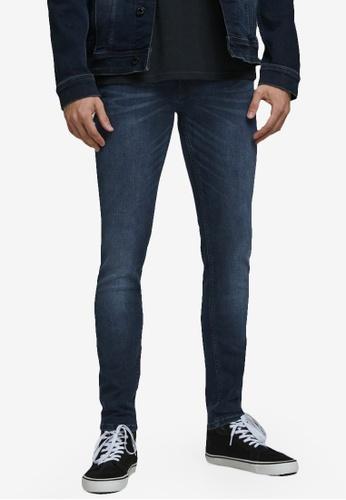 Jack & Jones blue Original Slim Fit Jeans 0CCA5AAC60DD64GS_1
