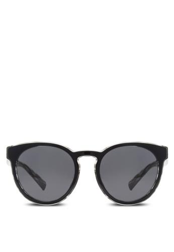 Dolce & Gabbana black DNA DG4285F Sunglasses DO384GL94WQFMY_1