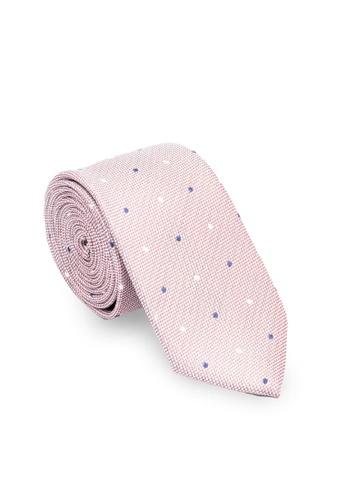 Maverick & Co. pink Maverick & Co. Pink Polka Dot Tie 531ADAC12BF387GS_1