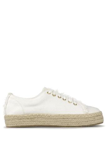 Betts white Juniper Espadrille Sneakers 32CBCSH801F278GS_1