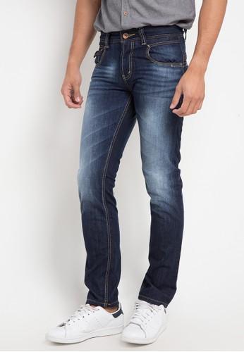Lois Jeans blue and multi Long Pants Denim 6AD17AA2AF5970GS_1