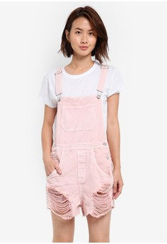 Image of 90's Overalls