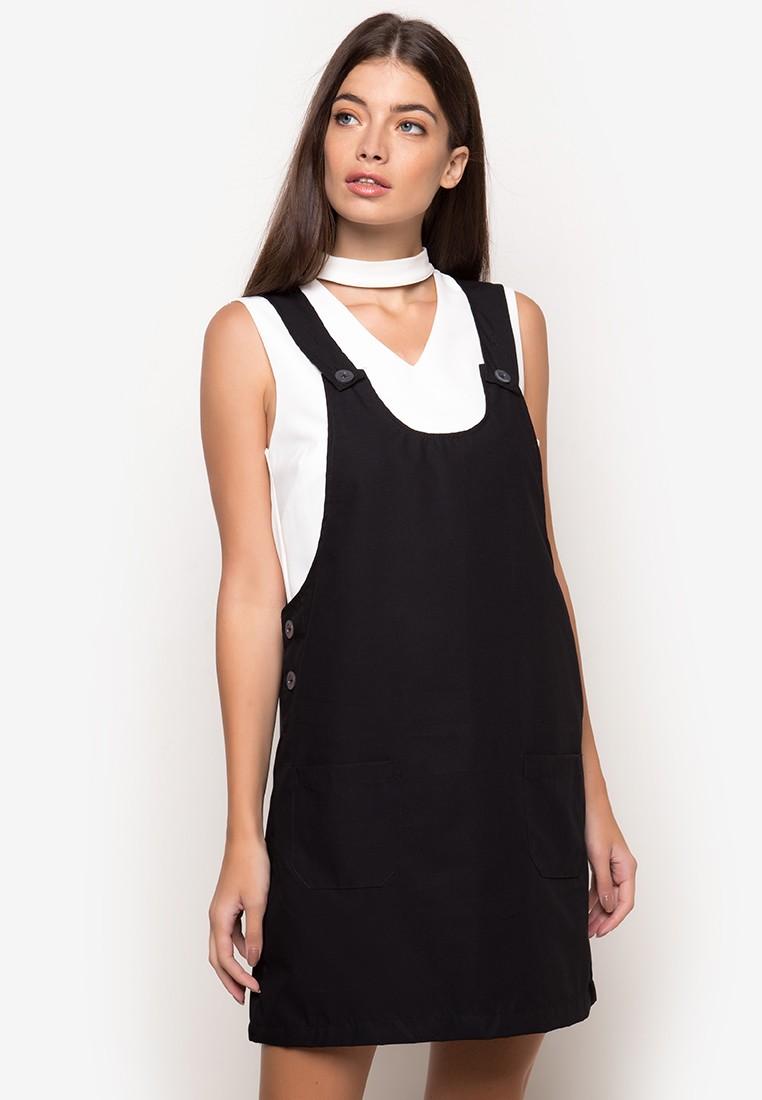 Jillian Jumper Dress