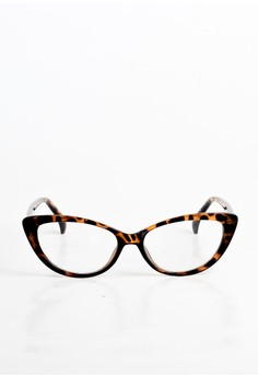 Tippy Specs Leopard