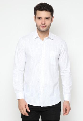 JOULDAS white Jouldas White Men Printed Shirt 5605EAA00AB37EGS_1