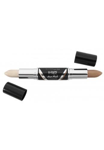 Maybelline brown Maybelline Face Studio V Shape Stick Dark 8C138BE01285ECGS_1