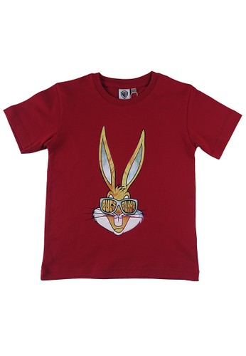 KIDS ICON KIDS ICON - Kaos Anak Laki-laki Looney Tunes 03-36 Bulan With Printing Detail - LB1K0100200 54548KA75F4F11GS_1