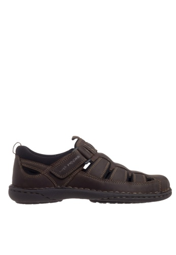 Hush Puppies brown Hush Puppies Kaplana In Brown 8E4A8SH065B40AGS_1