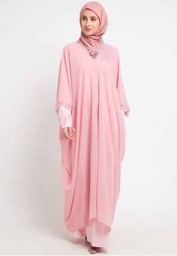 LUIRE by Raden Sirait pink C-Elsa 7003DAA443E81FGS_1