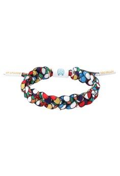 Delish Shoelace Bracelet
