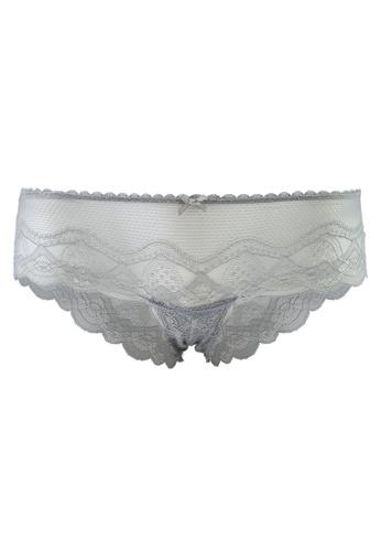 Cotton On Body grey Cindy Boyleg Bried Panties C32B5USA25AE59GS_1