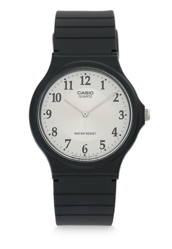 Casio black Unisex Analog Watches MQ-24-7B3LDF CA347AC0V9H4ID_1