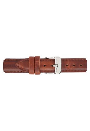 Daniel Wellington brown Classic Petite St Mawes Watch DA965AC0UKTTID_1