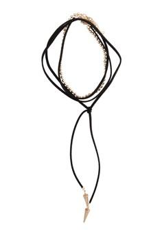 Bolo 吊墜繫帶項鍊