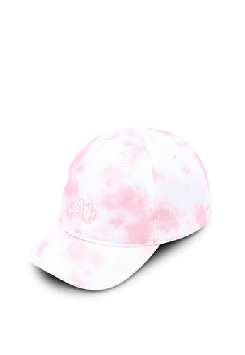 GAP pink Logo Baseball Cap 5B416KC53901DFGS_1