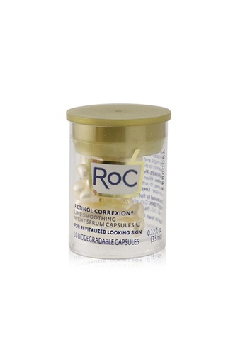 ROC ROC - Retinol Correxion Line Smoothing Night Serum Capsules 10capsules 681DCBEE138E14GS_1
