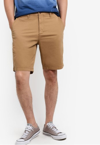 Hollister brown Core Shorts HO422AA52OZNMY_1