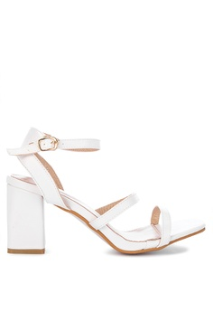 541a91fb34 Preview white Sybella Heeled Sandals 74C5BSH7172F80GS_1