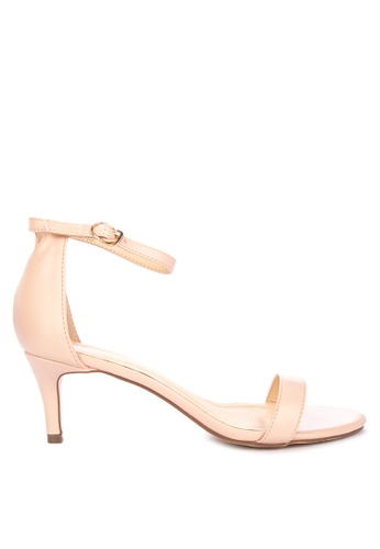 f2c4f80e10 Shop Primadonna Ankle Strap High Heels Online on ZALORA Philippines