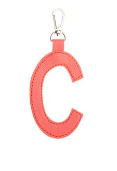 Letter C Milano Key Holder