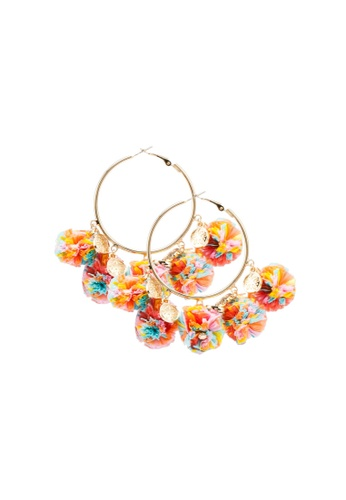 ALDO multi Polinah Pierced Earrings 46E56ACE2866E8GS_1