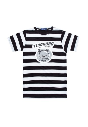 Third Day Kids multi Tido Flying Stripe Hitam Pth 75AC5KA62D4D12GS_1