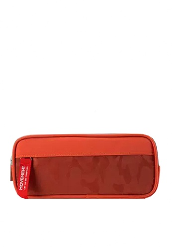 Twenty Eight Shoes orange VANSA Double Pull Camouflage Series Pencil Case  VAK-A91024 F090EKCFB130C6GS_1