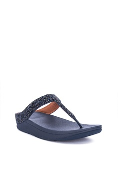 115e730fd 20% OFF Fitflop Fino Quartz Toe Thong Sandals Php 5