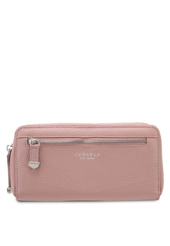 Carvela KG pink Alis Zip Around Wallet with Zip 0B794AC6E7E207GS_1