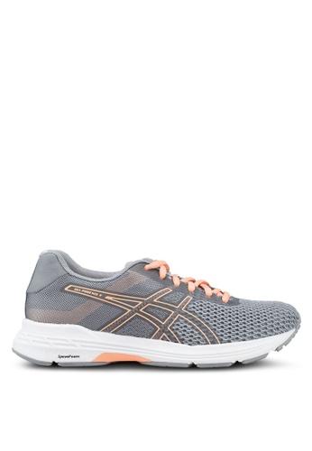6f94748b69b1 Asics grey Gel-Phoenix 9 Shoes 66B1CSH2150D82GS 1
