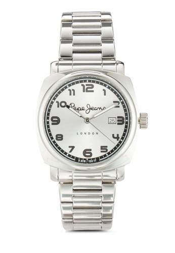 尖沙咀 esprit outletR2353111003 Howard 數字顯示金屬男錶, 錶類, 飾品配件