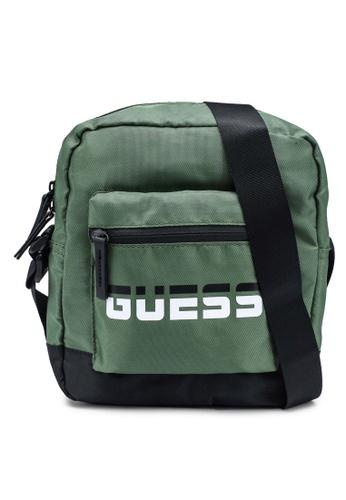 Guess green Duo Crossbody Bag 5E37FAC482B178GS_1